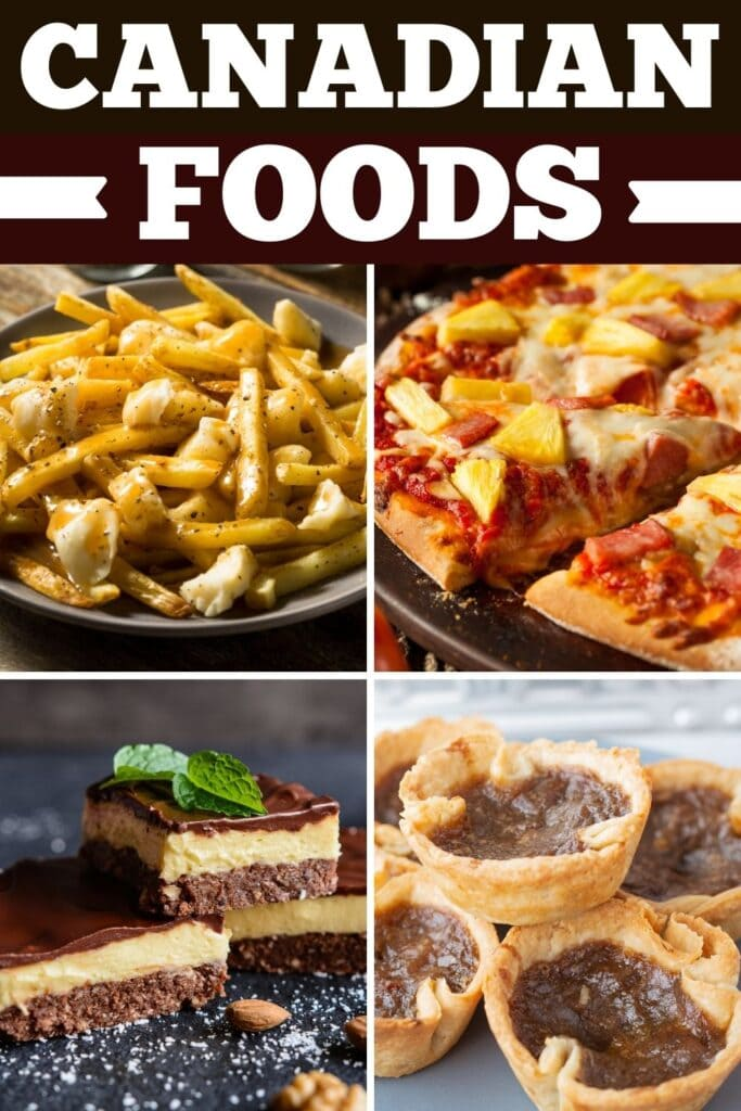 Canadian Foods