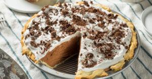 Chocolate Dream Whip Pie