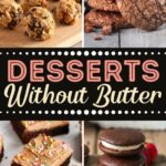 Desserts Without Butter