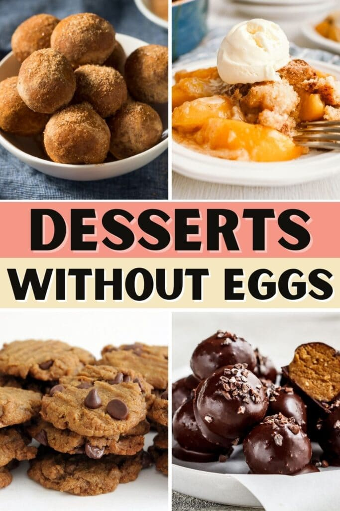 Desserts Without Eggs