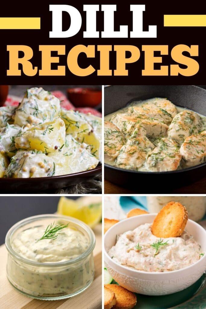 Dill Recipes