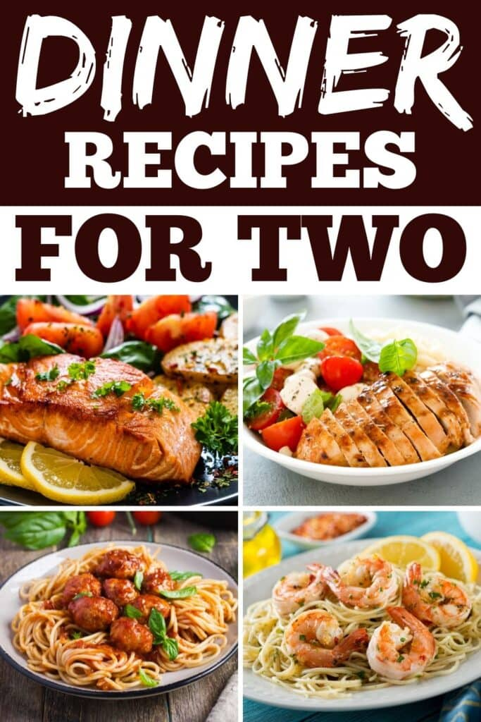 Dinner Recipes for Two