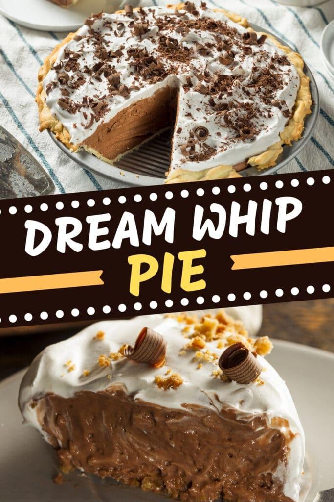 Dream Whip Pie