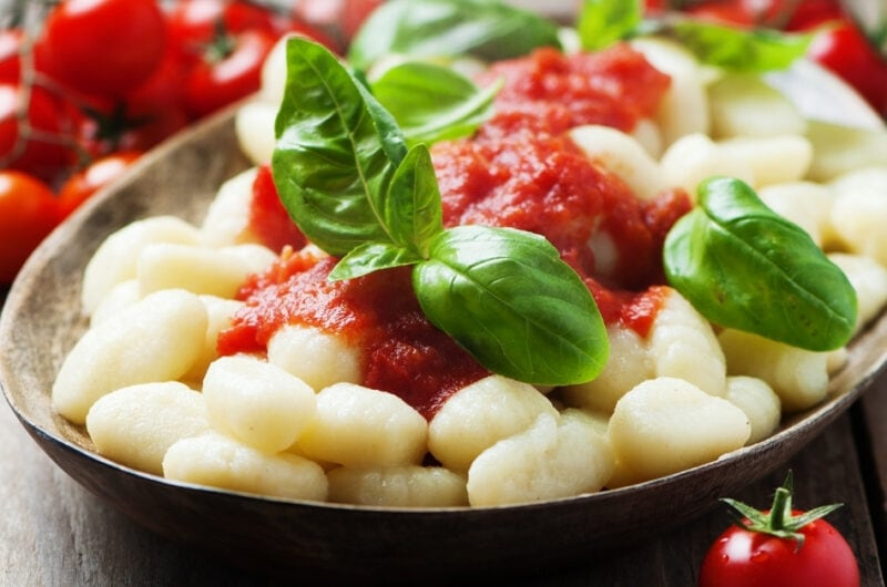 What To Serve With Gnocchi (17 Easy Ideas)