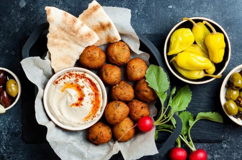 20 Traditional Greek Appetizers