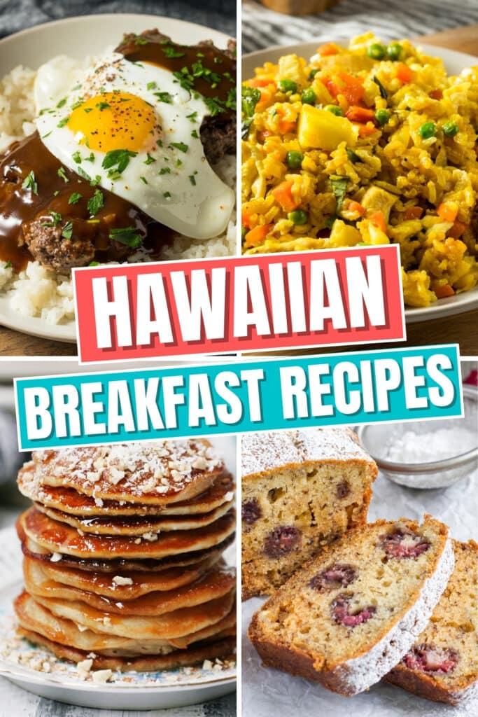 Hawaiian Breakfast Recipes