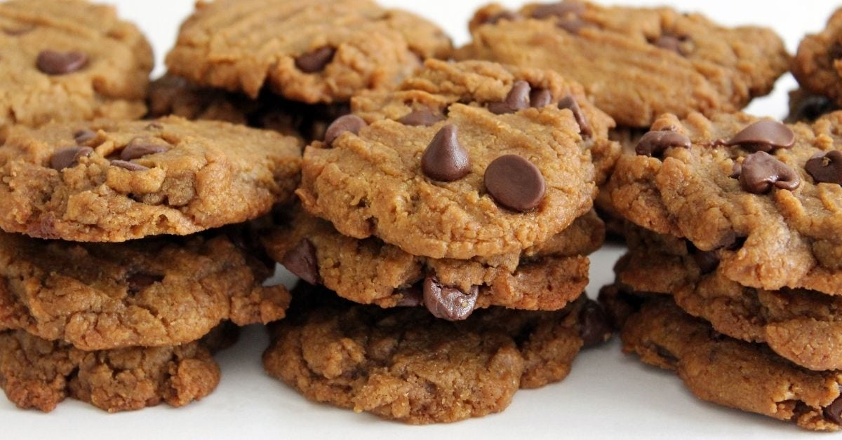 Homemade Chocolate Chip Cookies without Eggs