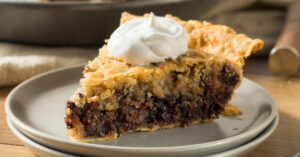 Homemade Chocolate Walnut Derby Pie