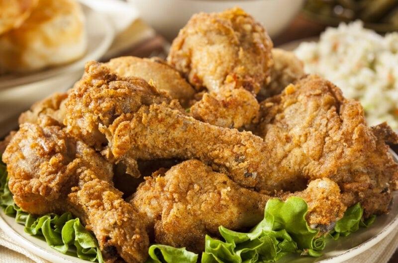 Crisco Fried Chicken