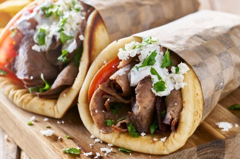 What to Serve with Gyros (16 Tasty Ideas)