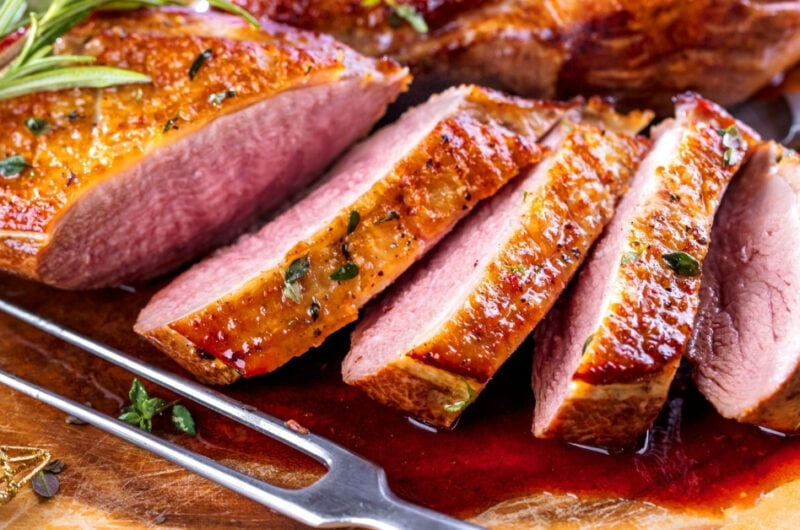 What to Serve with Duck Breast (17 Easy Sides)