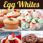 How to Use Up Leftover Egg Whites