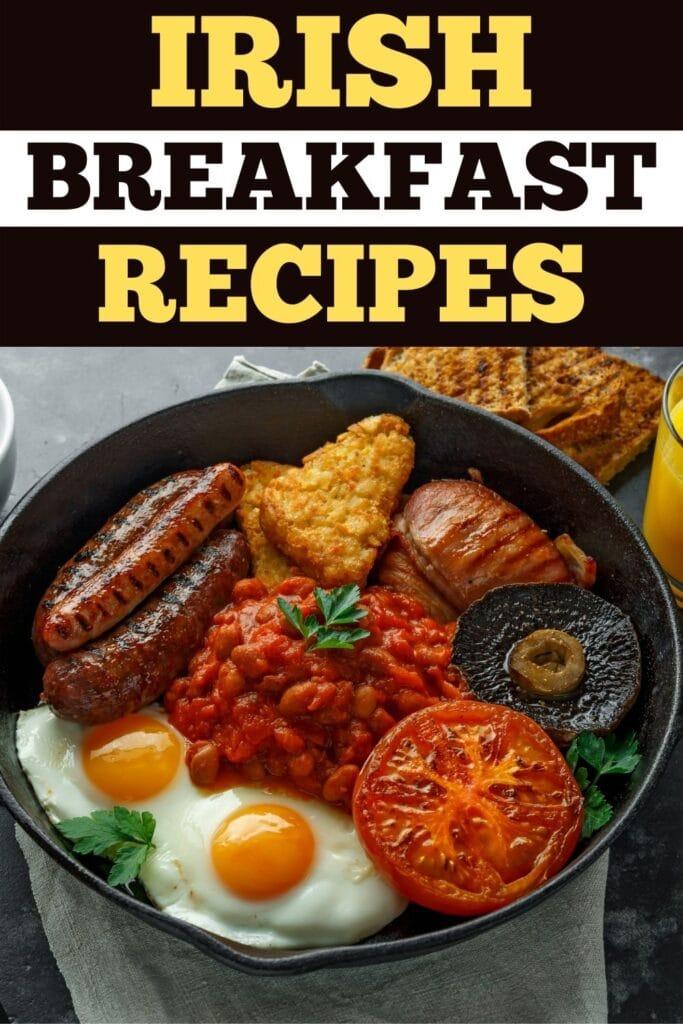 Irish Breakfast Recipes