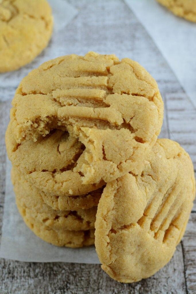 Keto Diet Peanut Butter Cookies