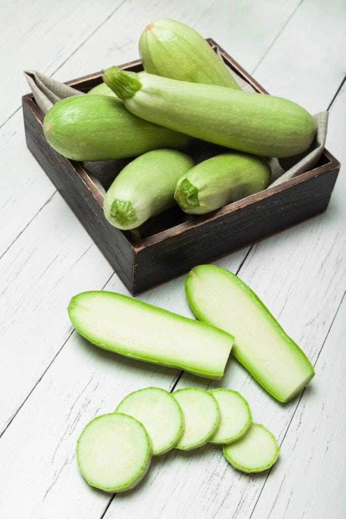 Marrow Zucchini