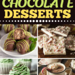 Mint Chocolate Desserts