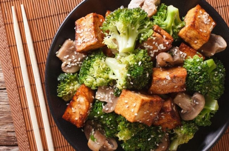 20 Easy Vegetarian Chinese Recipes