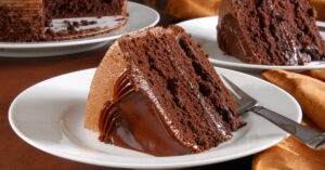 Moist and Fluffy Chocolate Cake