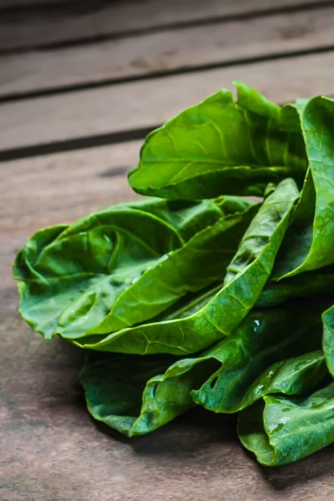 Organic Malabar Spinach