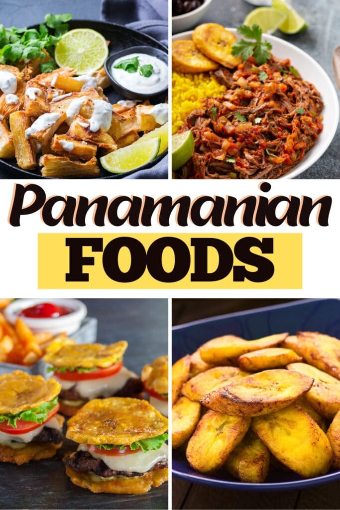 Panamanian Foods