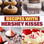 Recipes with Hershey Kisses