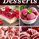 Red Desserts