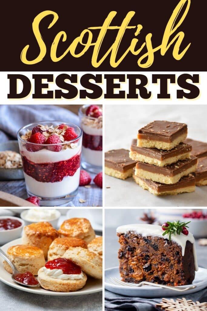 Scottish Desserts