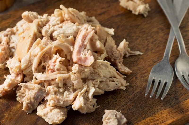 20 Quick Shredded Chicken Recipes