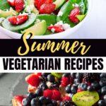Summer Vegetarian Recipes