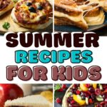 Summer Recipes for Kids