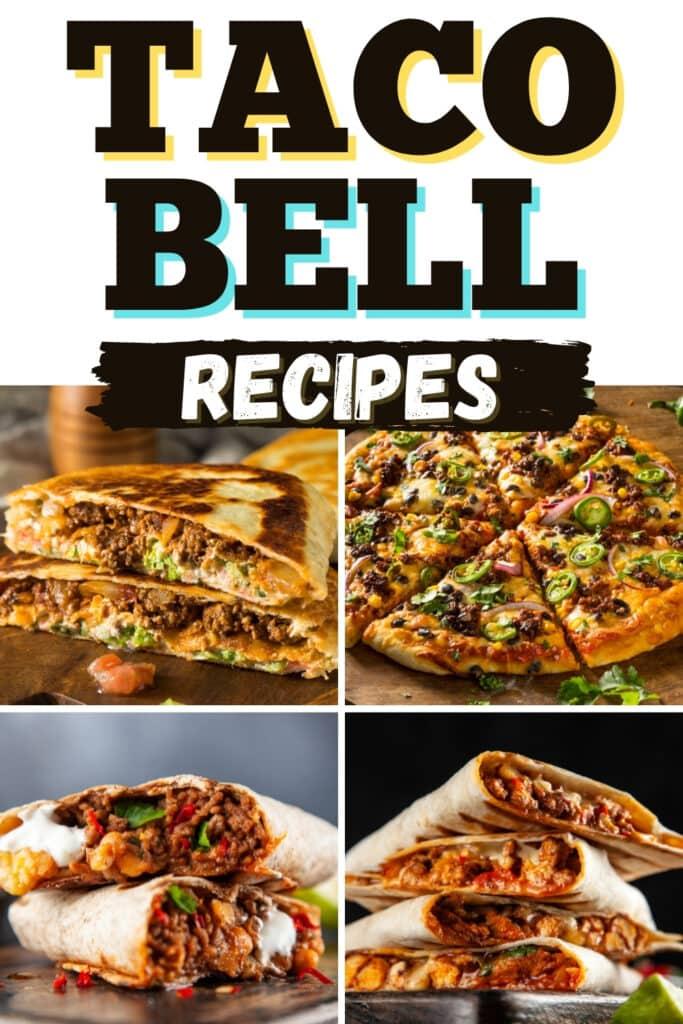 Taco Bell Recipes