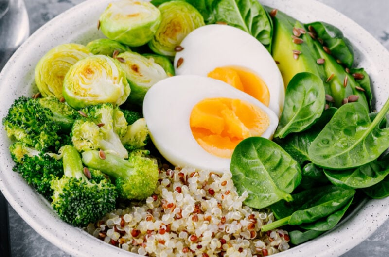 30 Best High-Protein Vegetarian Recipes