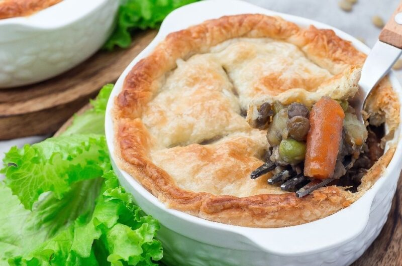 10 Best Ninja Foodi Vegetarian Recipes