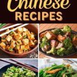 Vegetarian Chinese Recipes