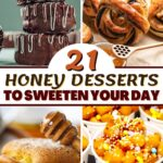 21 Honey Desserts to Sweeten Your Day