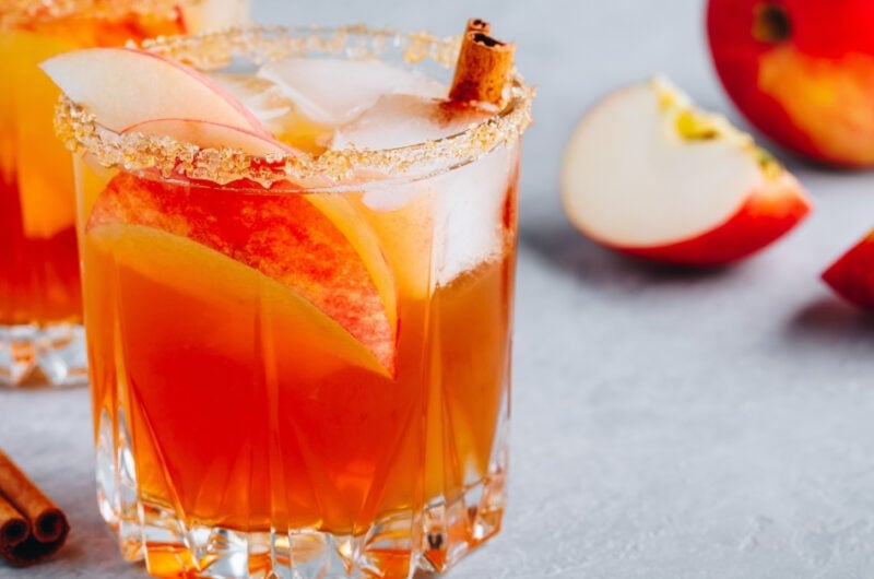 25 Best Fall Cocktails