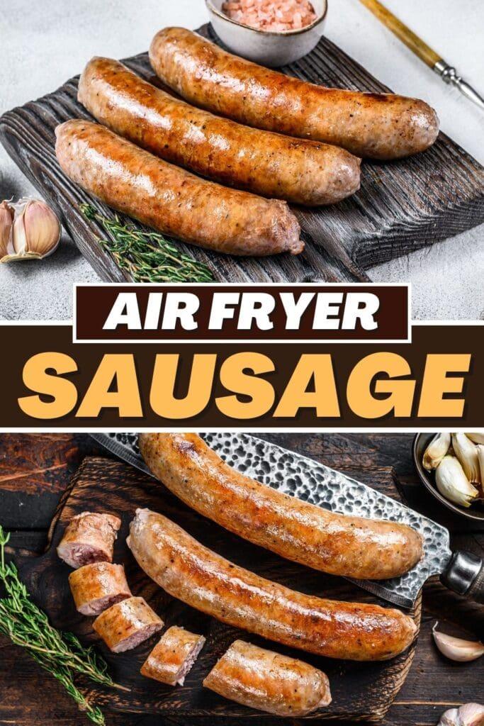 Air Fryer Sausage