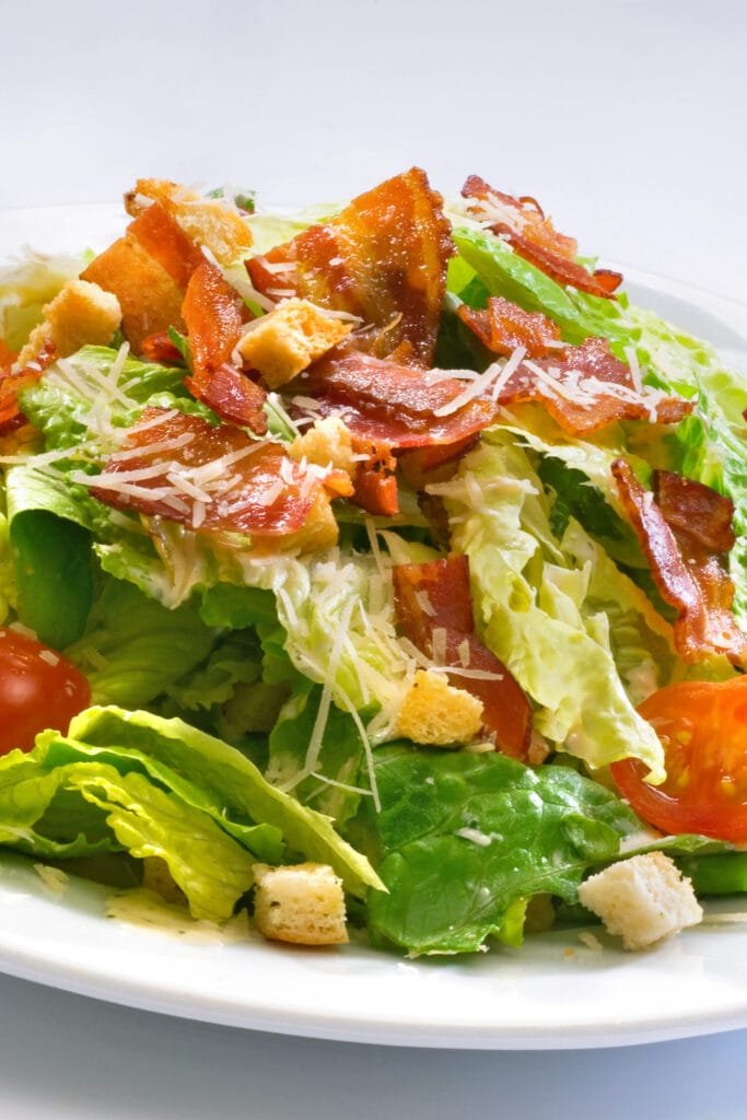 Bacon, Lettuce and Tomatoes