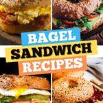Bagel Sandwich Recipes