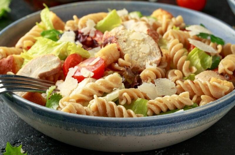 20 Easy Cold Pasta Recipes