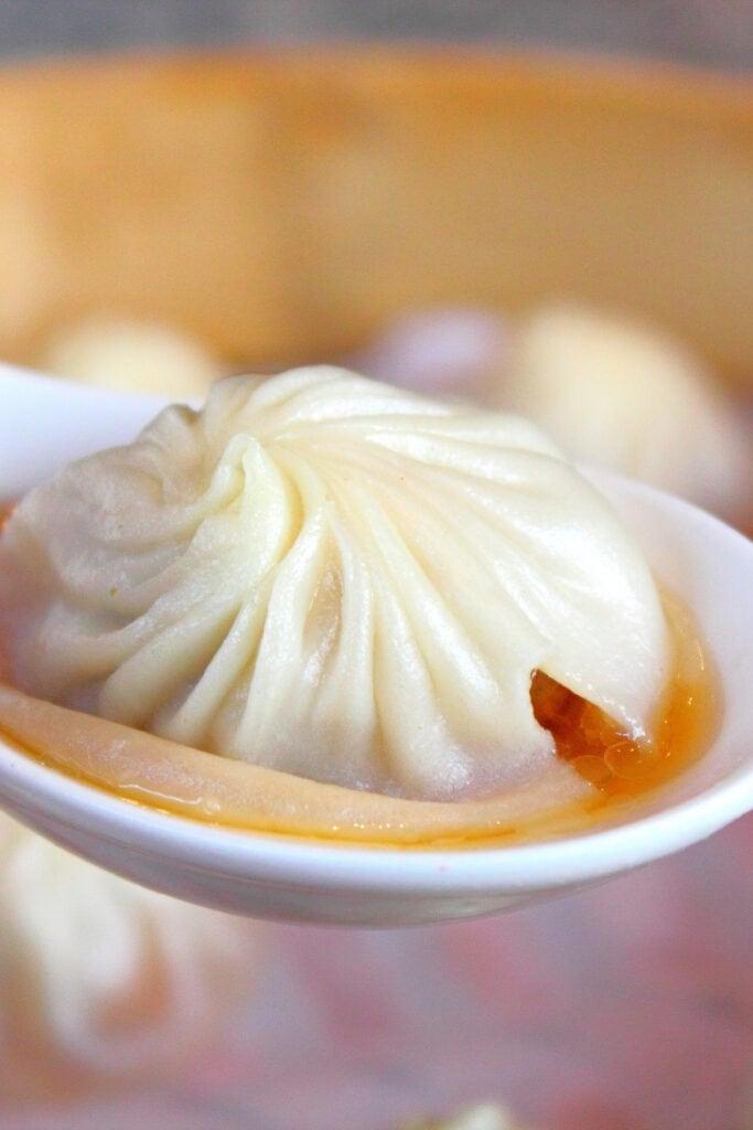 Chinese Soup Xiao Long Bao