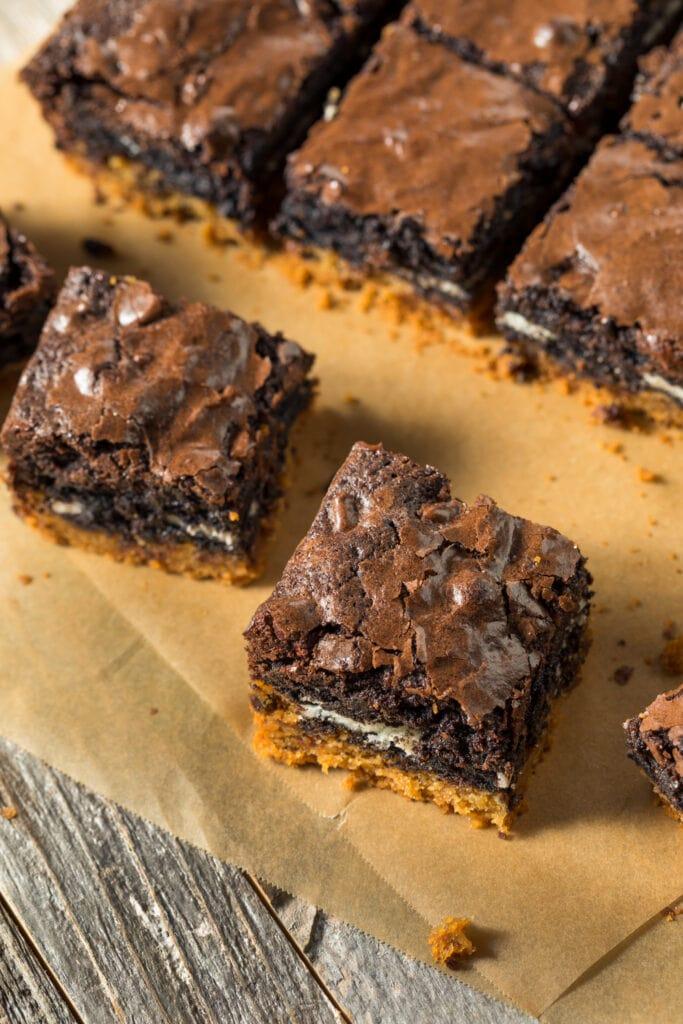 Chocolate Slutty Brownies
