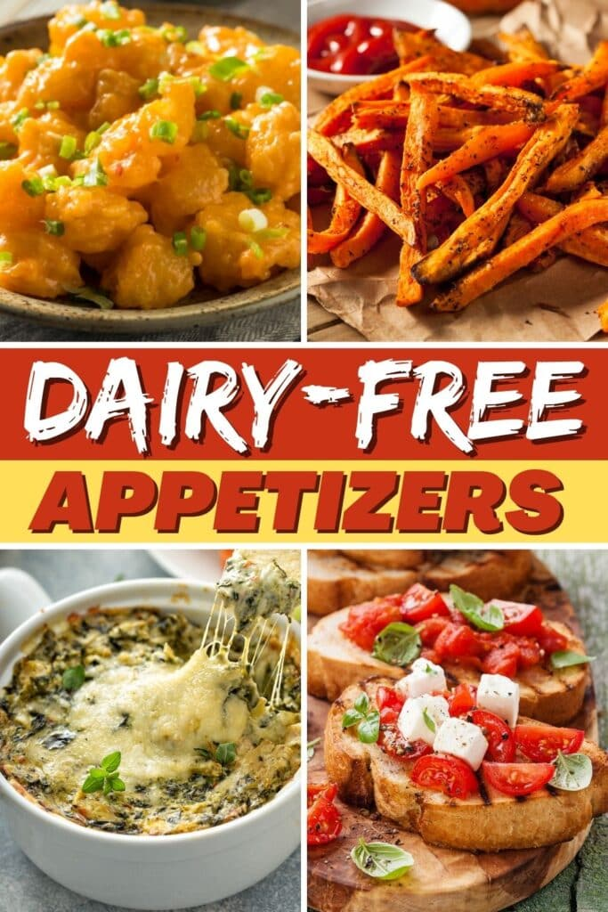 Dairy-Free Appetizers