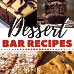 Dessert Bar Recipes