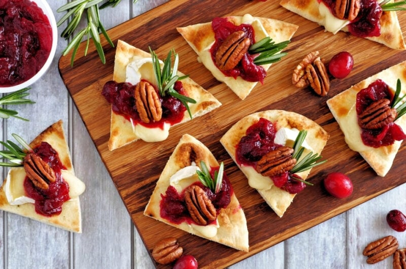 30 Easy Thanksgiving Appetizers