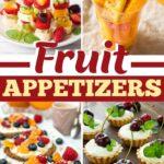 Fruit Appetizers