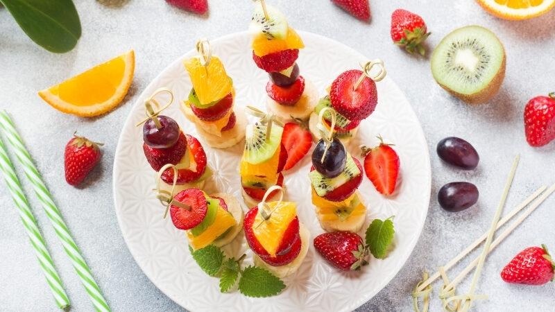 20 Easy Fruit Appetizers