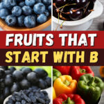 Fruits That Start With B