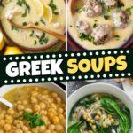 Greek Soups