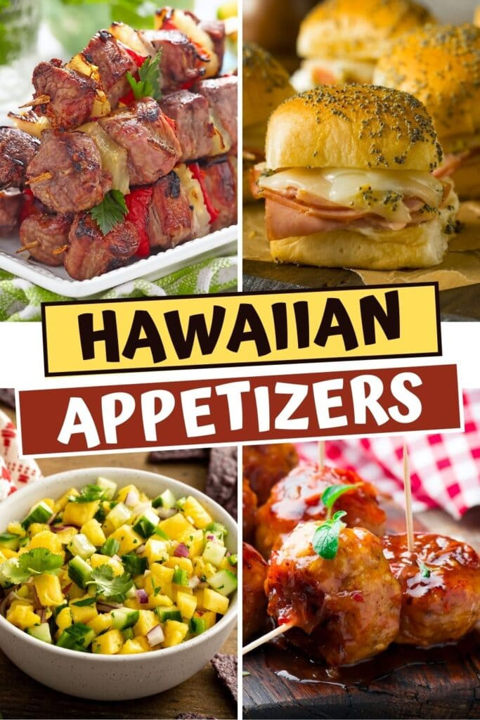Hawaiian Appetizers